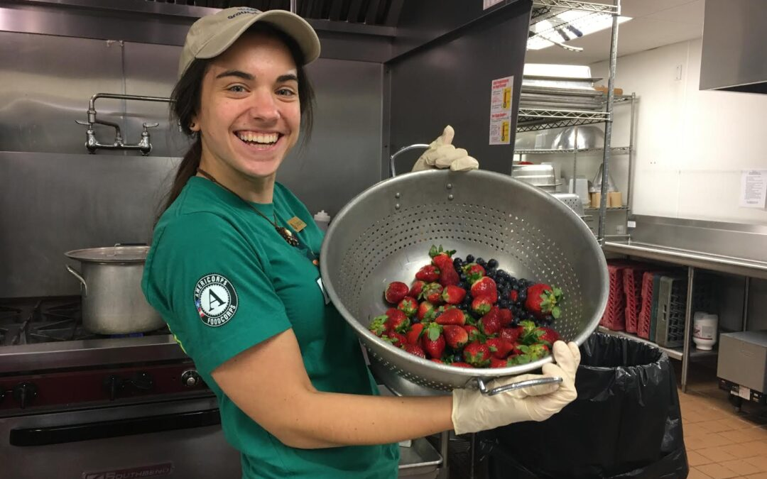 Back to School with FoodCorps