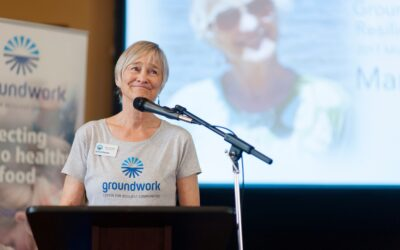 Groundwork Honors Mary Van Valin with Milliken Leadership Award
