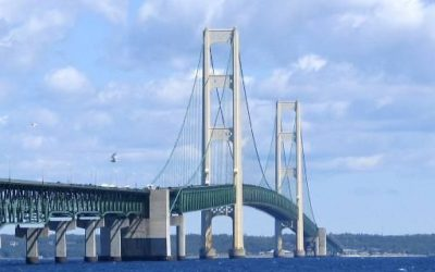Protect the Mackinac Bridge From Enbridge Oil Tunnel