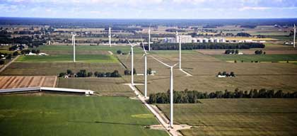 Trust, Teamwork Keys to Gratiot's Windpower Success