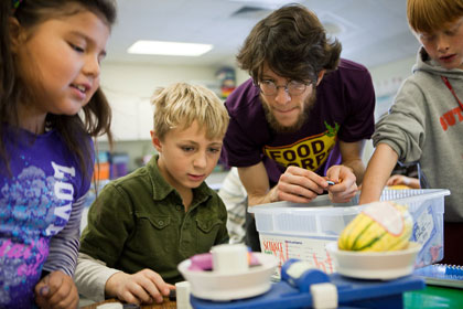 FoodCorps Diaries: National Farm To School Month
