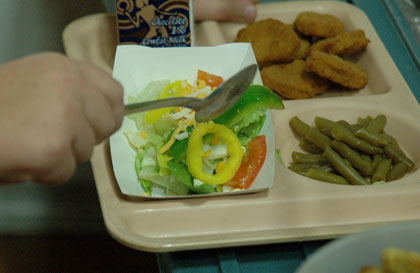 10 Cents a Meal aims to bring local food to school cafeterias