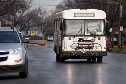 New bus service brings Benzie, Traverse City a little closer