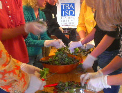 Planting the Seed with Farm to School