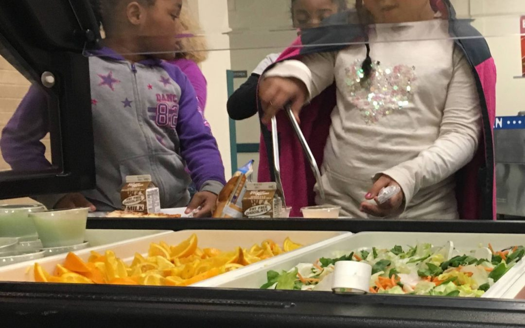 Report on 10 Cents a Meal Released to Legislature