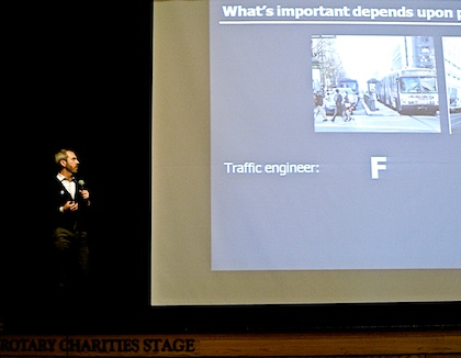 Expert: Real opportunities for transportation choices in TC