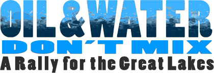 Join us and rally to protect the Great Lakes