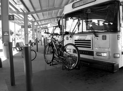 Bike-n-ride' Bus Service to Suttons Bay Kicks Off Today