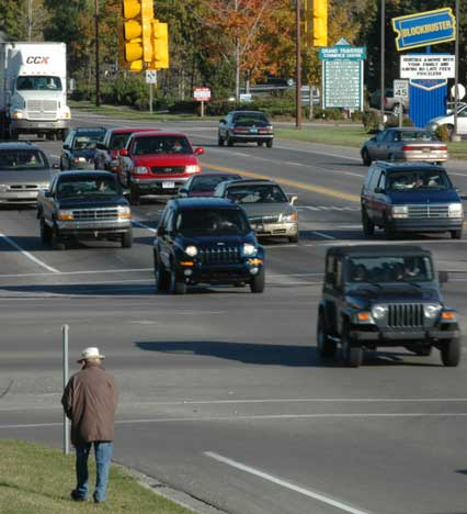 GT Road Commission To Consider Complete Streets