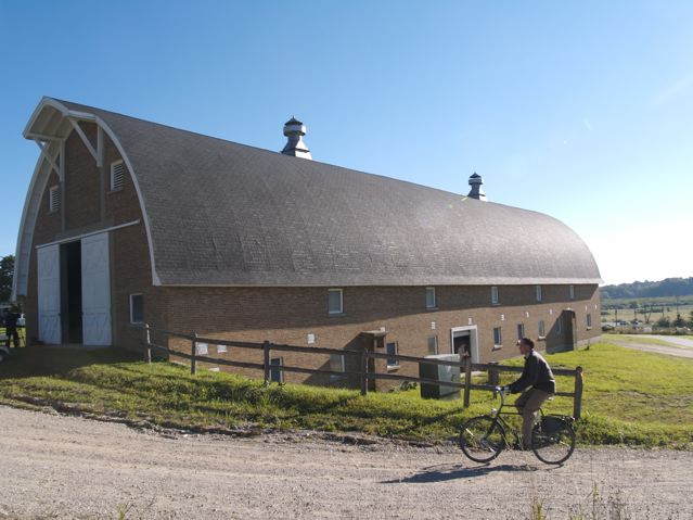 One Barn, Three Utilities and Geothermal Success