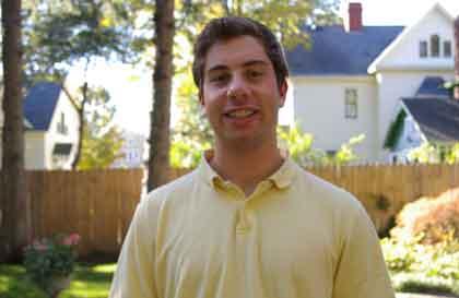 Meet MLUI intern Jacob Gerstner