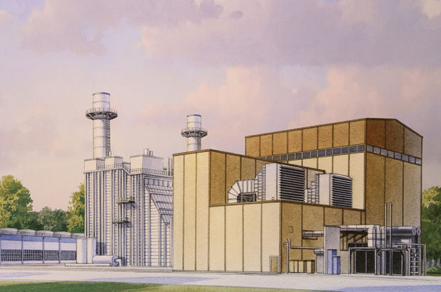 As Coal Power Fades, Consumers Eyes Big, New Gas Plant