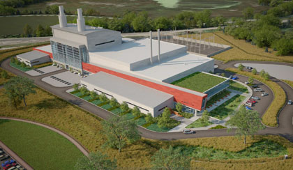 Holland is replacing three small coal-fired power plants with a large gas-fired plant, concentrating heavily on efficiency, and purchasing 17 megawatts of power from a Michigan wind farm.