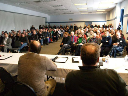 Enbridge's Straits Pipeline Forum: More Questions than Answers