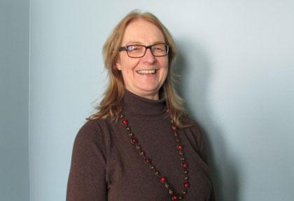 Extension staff member receives leadership award