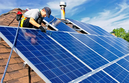 National Rooftop Solar Foe to Address Work Group