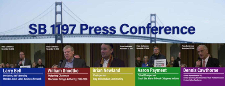 SB 1197 Press Conference