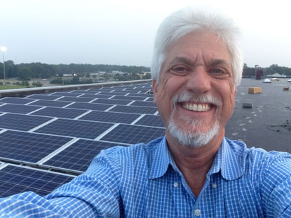 Easy Loan Brings Clean Energy to Prominent Southfield Building