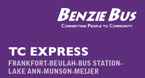 Major upgrades to Benzie to Traverse City bus link