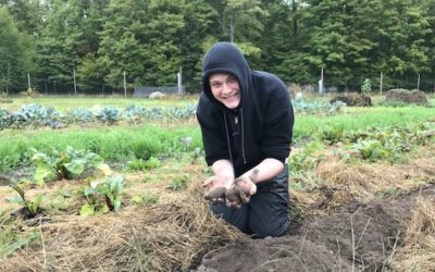 Cultivating a Healthy Food School Culture With a Visit to Bliss Gardens