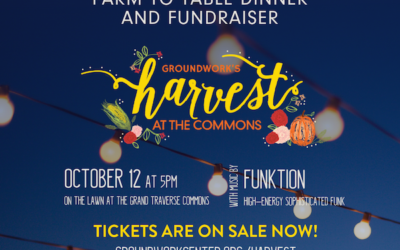 Volunteer for Harvest at the Commons (Free ticket!)