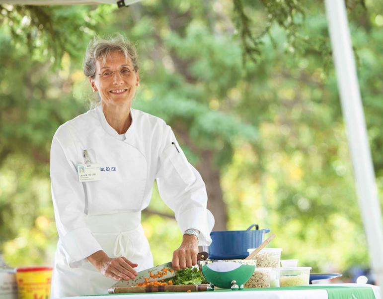 Think Like a Chef, Cook like a Dietitian, Eat Like a Local Farmer