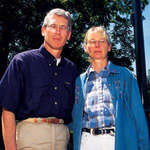 Debbie & John Rohe
