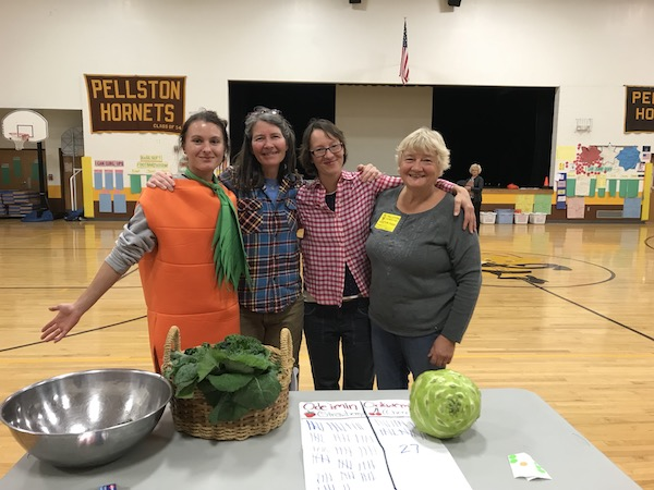Bring a Farmer to School Day Builds Healthy Food Culture