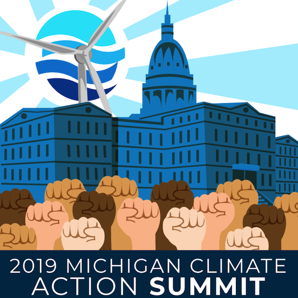 Join Us at the Michigan Climate Action Summit