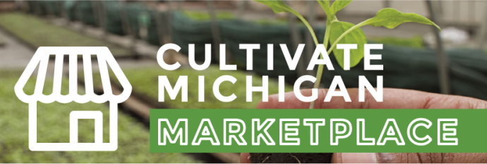 Cultivate Michigan Marketplace Opens in Petoskey, Feb. 13