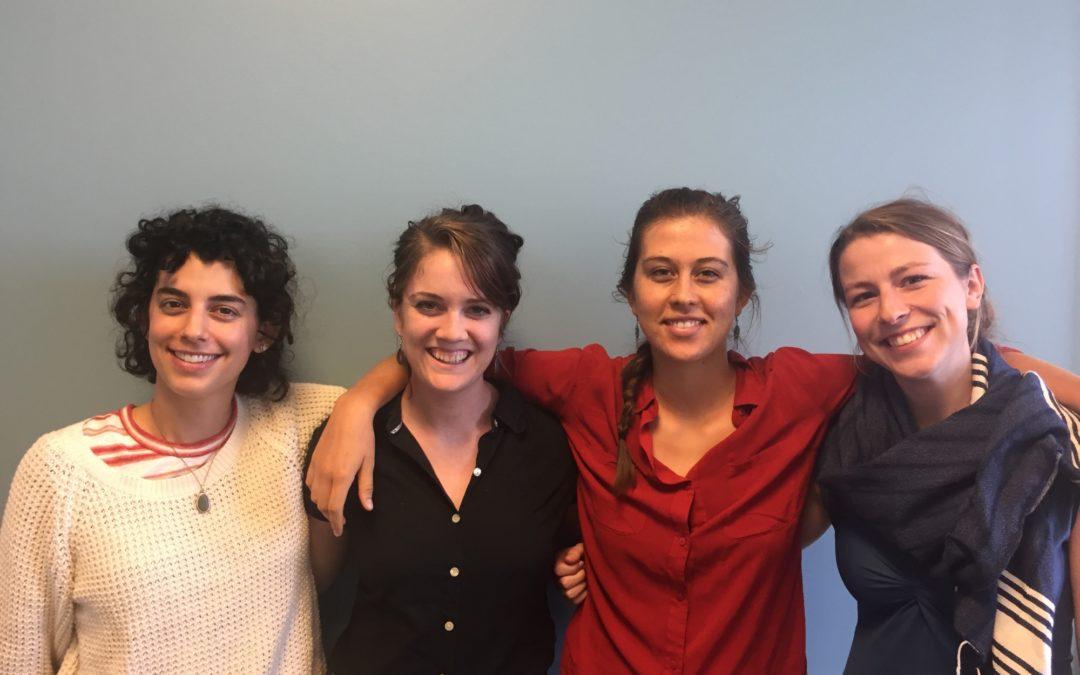 Introducing Groundwork's Summer Fellows