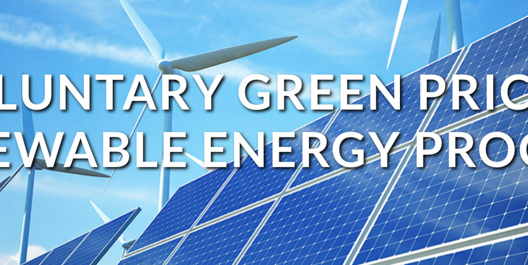 TCLP's Green Rate: Easiest Way Ever to Go 100% Clean Energy at Your Home or Business