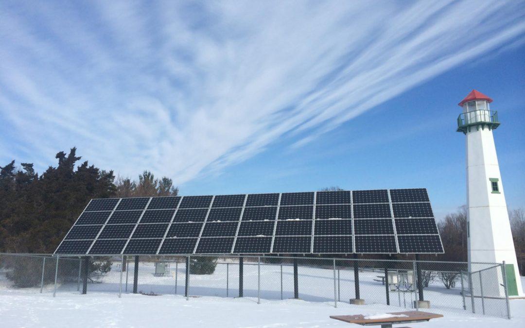 Traverse City's Bold Move Toward Renewable Energy