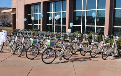 Health and Tourism Agencies Bring Mobility Tools to St. George