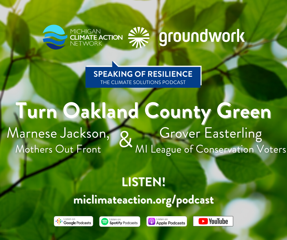Turn Oakland County Green Podcast Episode