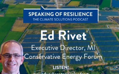 He's Leading Michigan Conservatives in the Clean Energy Transformation