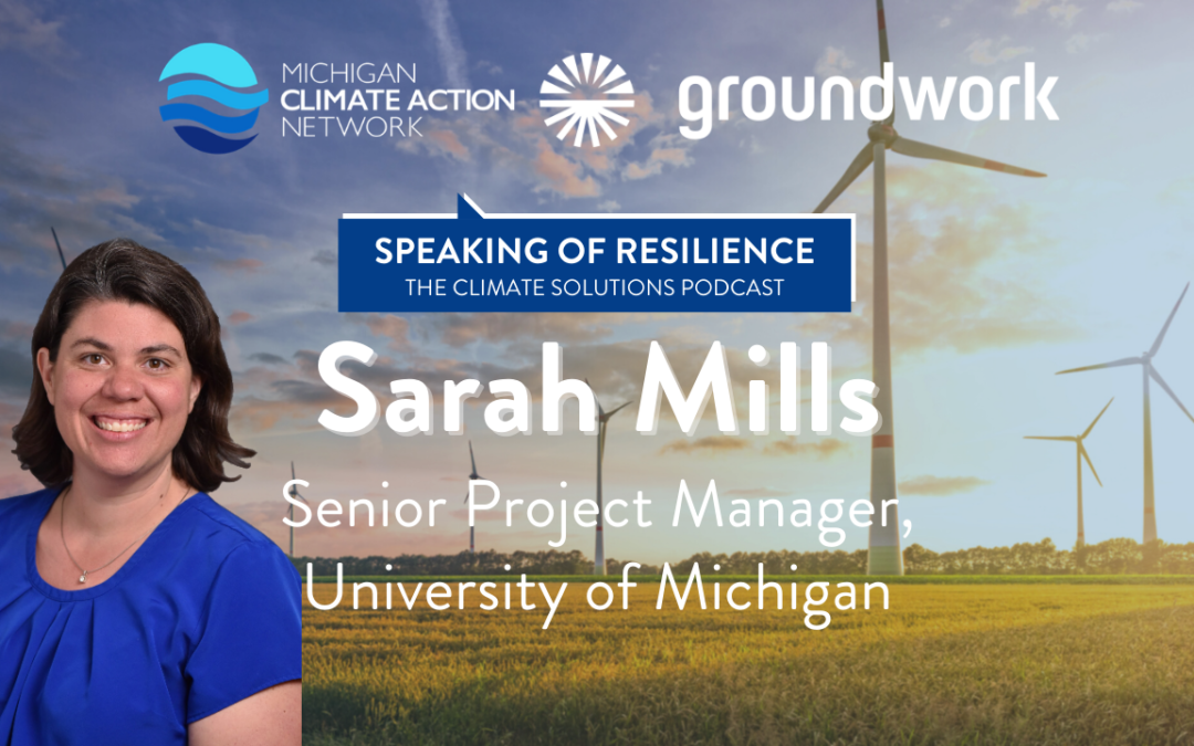 Successfully Siting Renewable Energy in Michigan: a Conversation With Dr. Sarah Mills