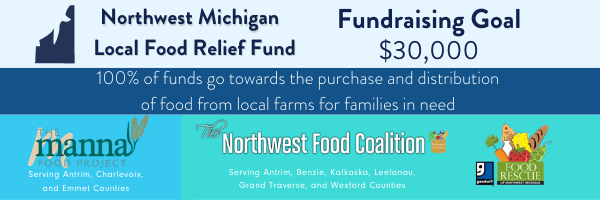 Local Food Relief Fund Goal
