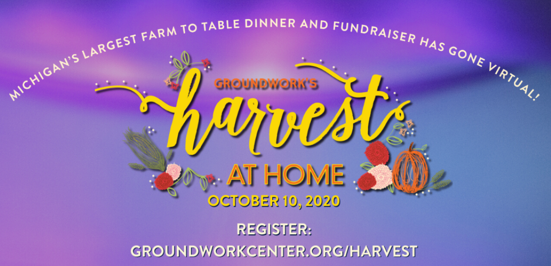 Groundwork's Harvest at Home