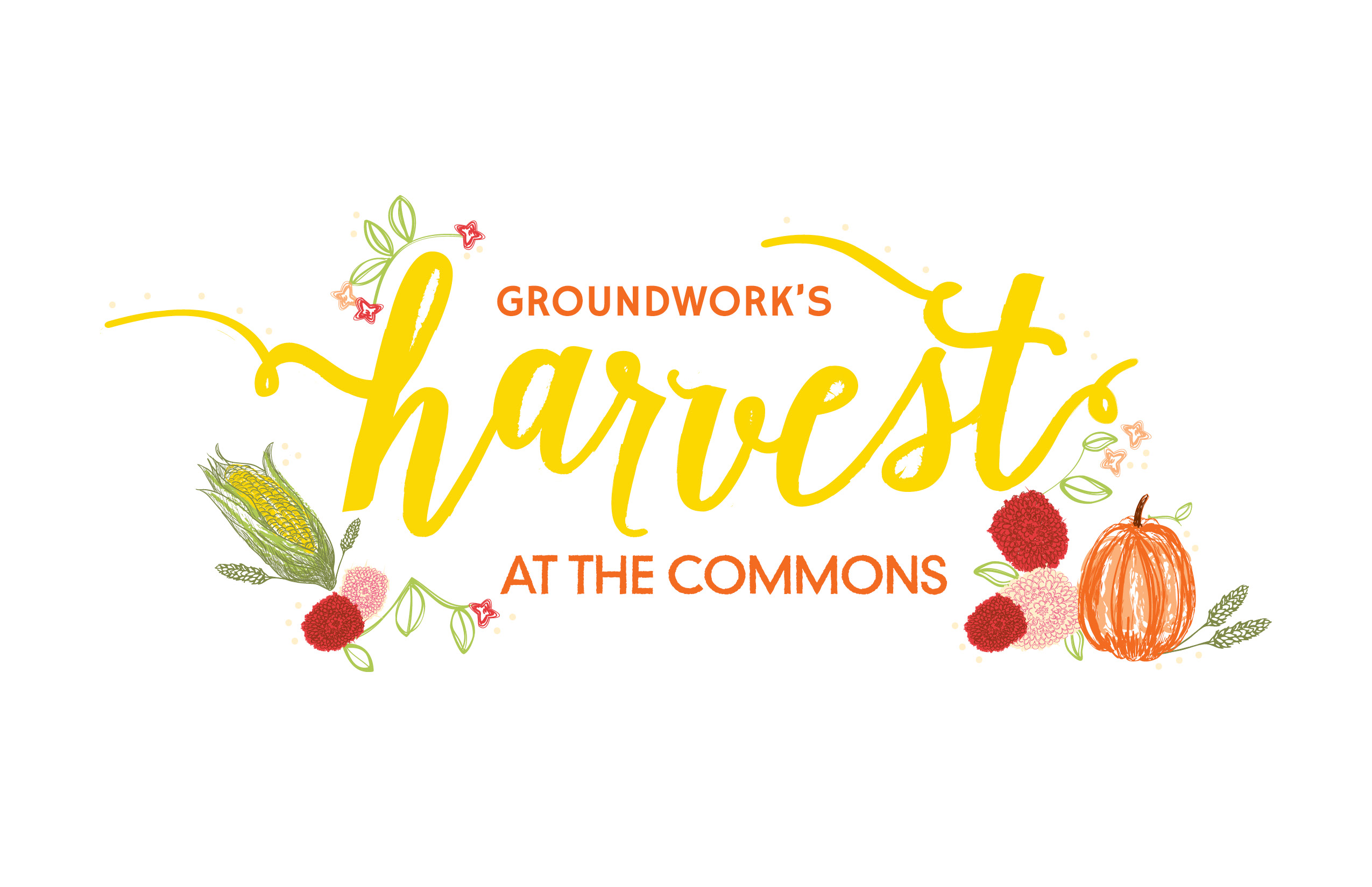 Groundwork's Harvest at the Commons