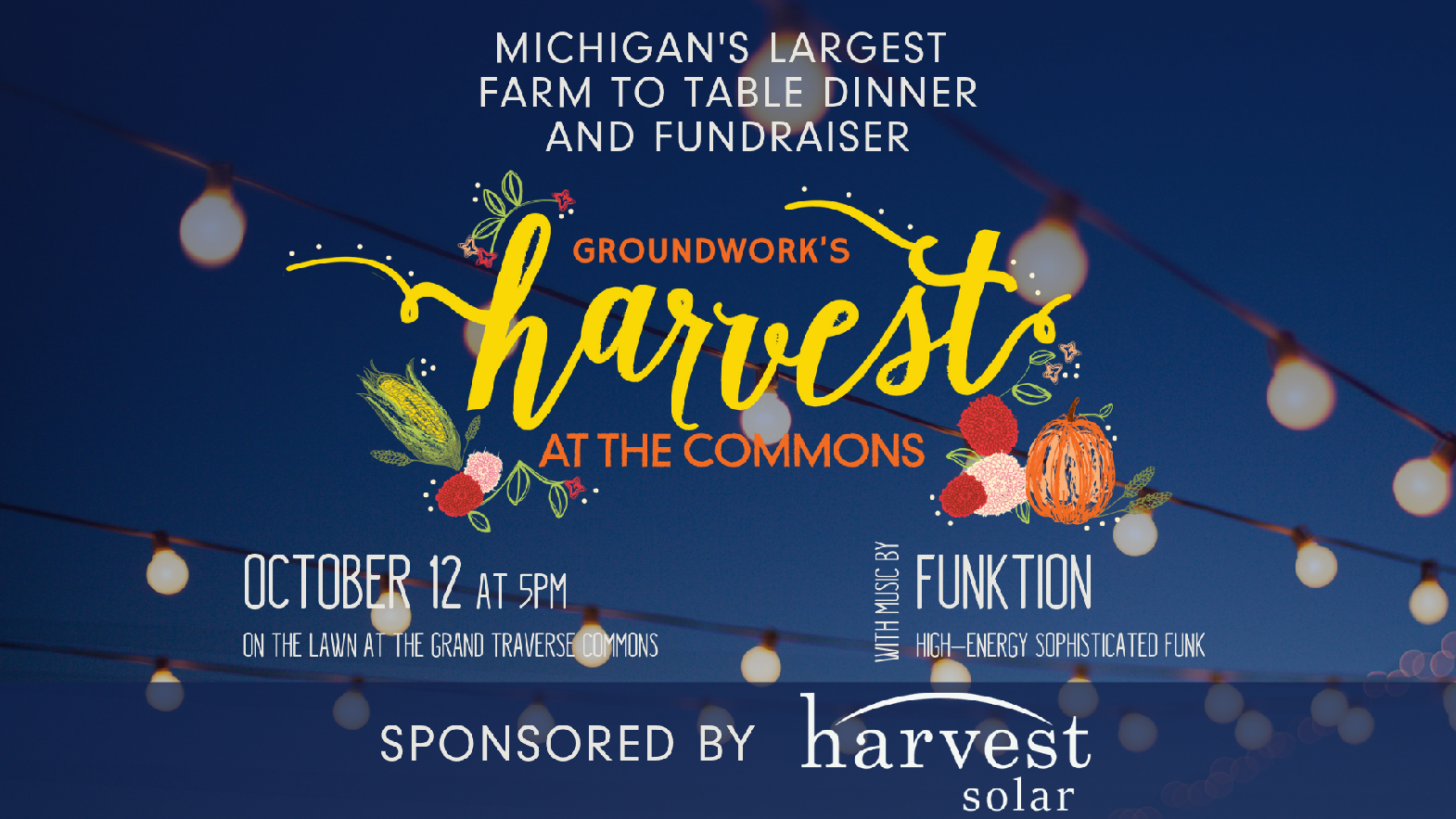 Harvest at the Commons 2019