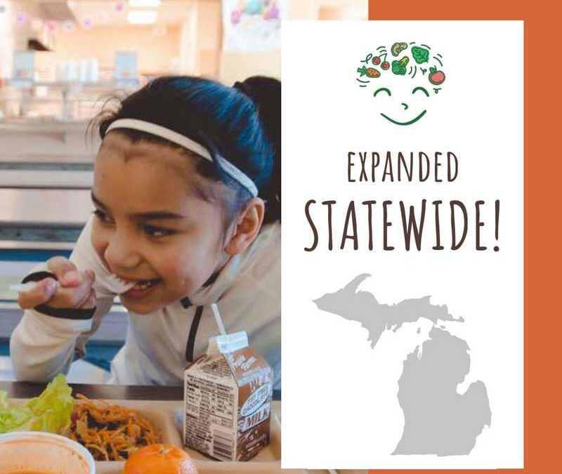10 Cents a Meal Goes Statewide!