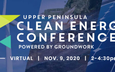A Fresh Energy Future for the U.P. Join the Online Conference Nov. 9!
