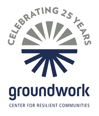 25th Groundwork logo