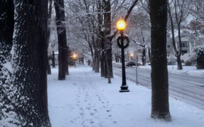 How TC Can Boost Winter Walking