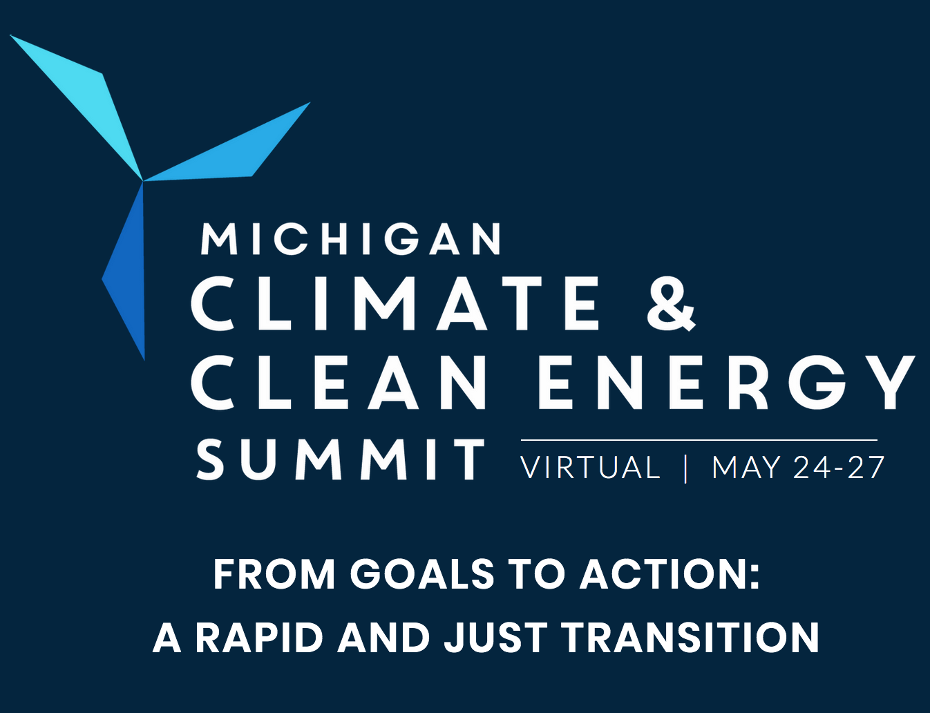 Michigan Climate Action Summit