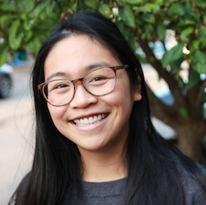 Melanie Wong, 10 Cents a Meal Policy Associate