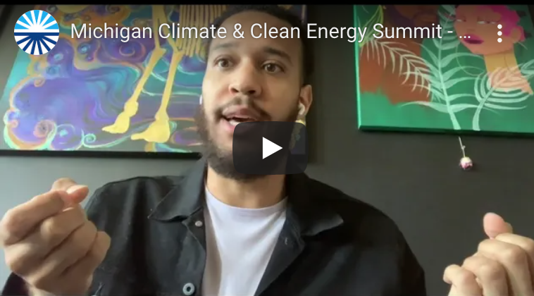 FREE! Stream Videos From Our Recent Michigan Climate & Clean Energy Summit