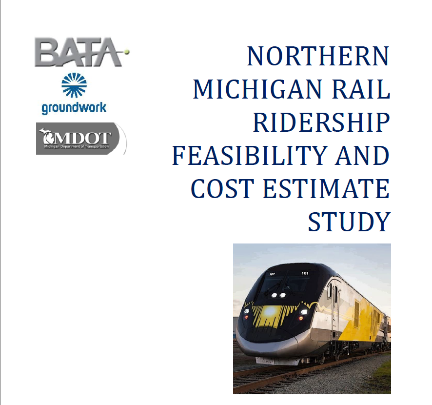 Rail Feasibility Report Cover