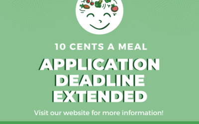 State Funds for Healthy, Locally Grown Food in Your Child's School (apply by 8/23!)